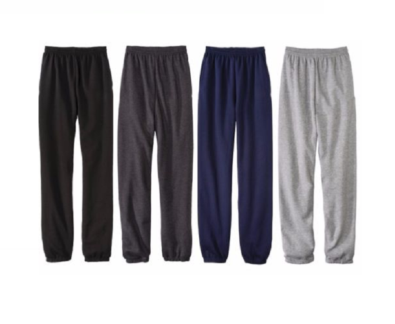 Men's Assorted Colors Sweatpants, Assorted Sizes