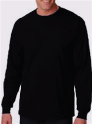 Men's Premium Weight FOL Loose Long Sleeve T-Shirts