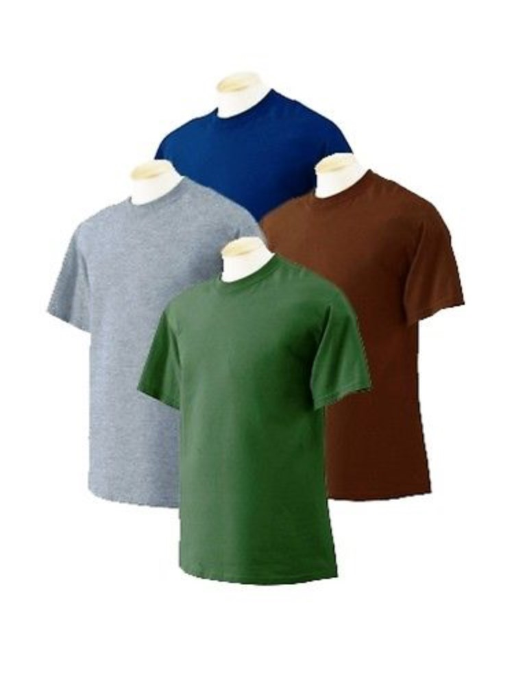 Men's FOL Premium Weight Loose T-Shirts, Assorted Colors