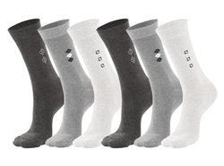 Assorted Colors Design Socks