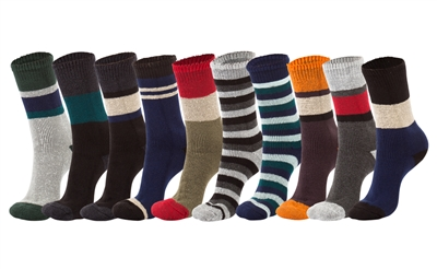 Men's Ultra Heavy Weight Cushioned Winter Socks, 1 pk